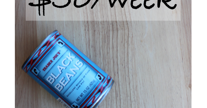 Trader Joe's Meal Plan for Two Under $50/Week